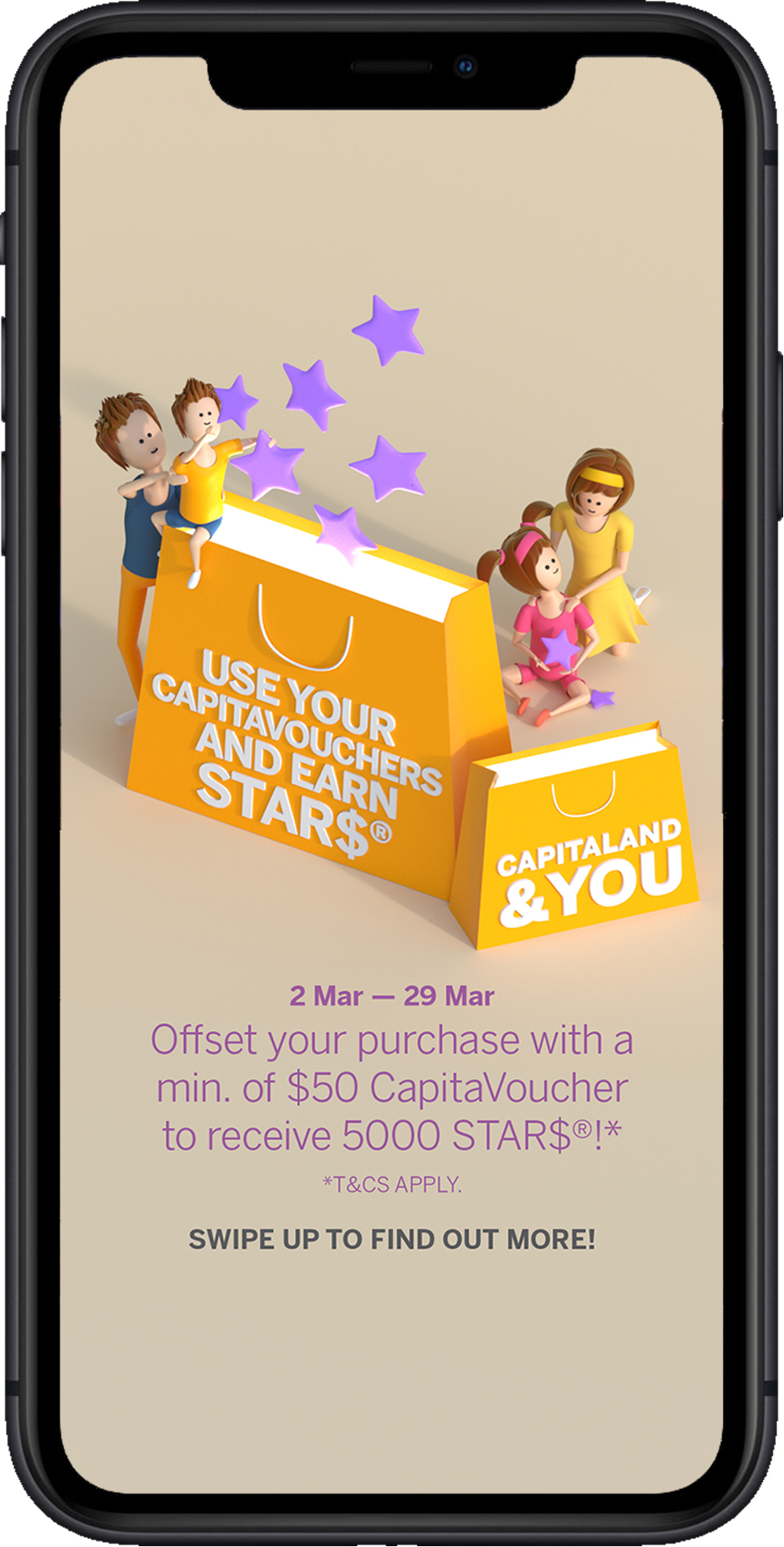 Capitaland and You (Instagram Story Ad 2)